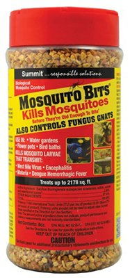 Summit Chemical 116-12 Mosquito Bits, 8-oz. - Quantity 12 by Summit Chemical Co.