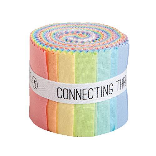 Connecting Threads Color Wheel Premium Precut Fabric ...