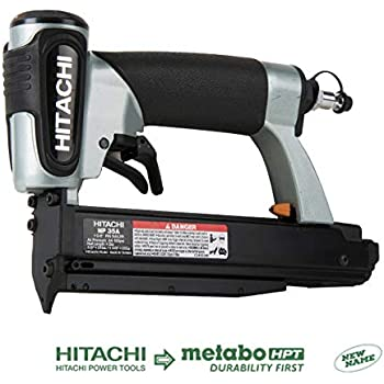 Hitachi NP35A Pin Nailer 23 Gauge, Accepts 5/8 to 1-3/8 Pin Nails ...