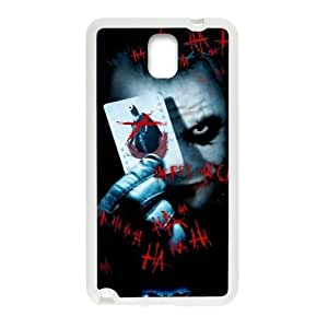 QQQO Scary Face Hot Seller Stylish Hard Case For Samsung Galaxy Note3 Kimberly Kurzendoerfer