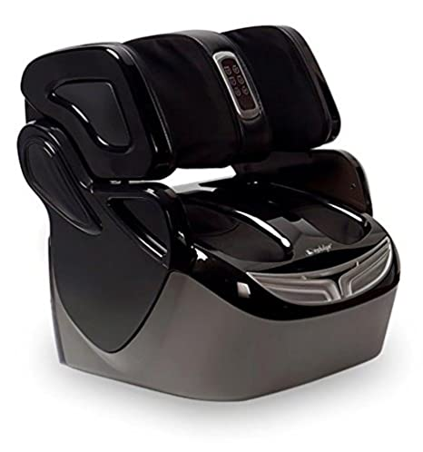 Powermax Fitness Indulge IF-868 Foot And Knee Massager (Black): Amazon.in:  Health & Personal Care