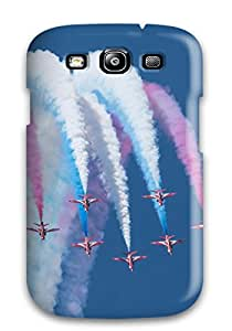 Best Case Cover For Galaxy S3 - Retailer Packaging Air Show Protective Case 5737835K26918845