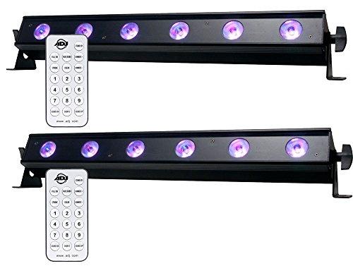 ADJ American DJ UB 6H LED Linear Wash Light 2-Pack