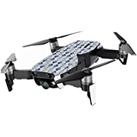 MightySkins Skin for DJI Mavic Air Drone - Galaxy Bots | Min Coverage Protective, Durable, and Unique Vinyl Decal wrap cover | Easy To Apply, Remove, and Change Styles | Made in the USA