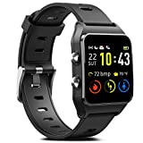 Best Fitness Gps Watch Trackers - GPS Running Smart Watch, IP68 Waterproof Fitness Tracker Review