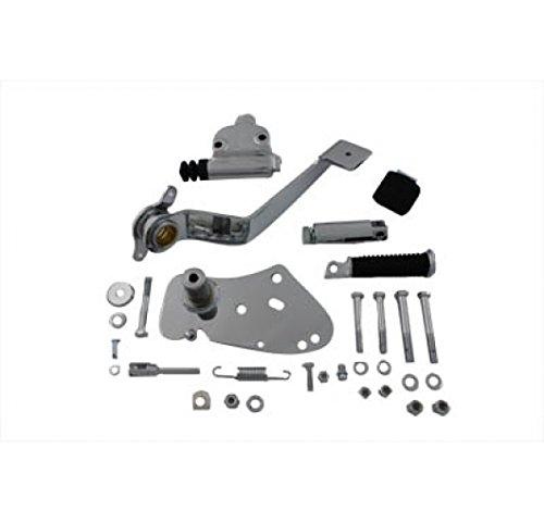 Chrome Replica Forward Brake Control Kit V-Twin 22-1018