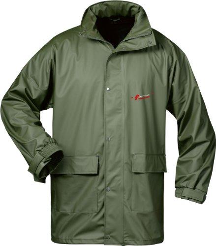 nbsp;– de chaqueta PU nbsp;Varios Verde con Norway lluvia colores capucha WPRZnYWwq