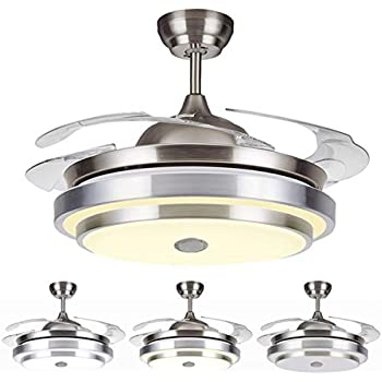 Tc Home Warm Cool Natural White Ceiling Fan Light