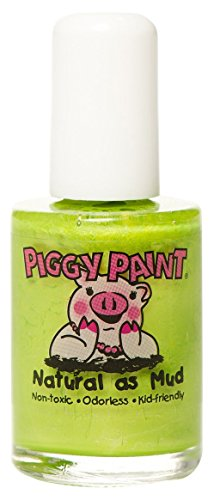 Piggy Paint Non-toxic Girls Nail Polish - Safe for kids and pregnancy - Dragon Tears