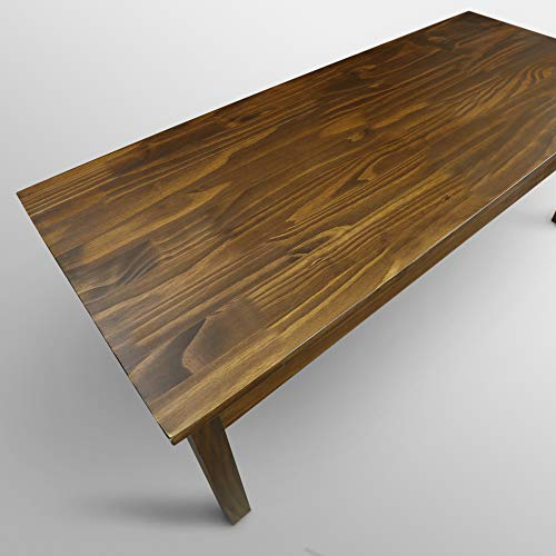 Casual Home 615-25 Kennedy Coffee Table  with Concealed Drawer, Concealment Furniture, Warm Brown by Casual Home (Image #8)