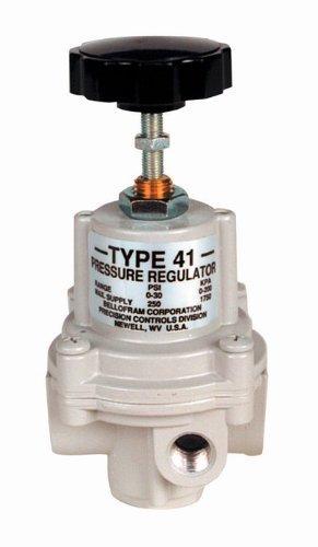 Image of Air-Compressor Accessories Bellofram 960-116-000 Air Pressure Regulators, 1/4' NPT(F), 0 to 10 psi