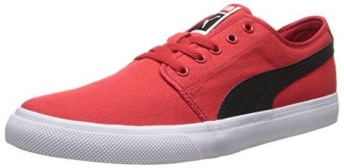 Puma Men's EL Alta Classic Sneaker High Risk Red/Black LCHVHWnSpN