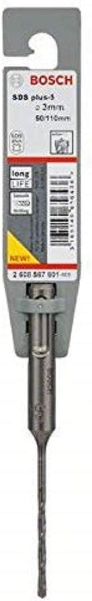 Brocas para martillos perforadores SDS-plus-5-3 x 50x 110 mm pack de 1 Bosch 2 608 587 801