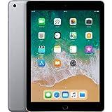 """Apple MR7J2TU/A iPad 9.7"""" Tablet, Wi-Fi, 128 GB, iOS, Uzay Grisi"""