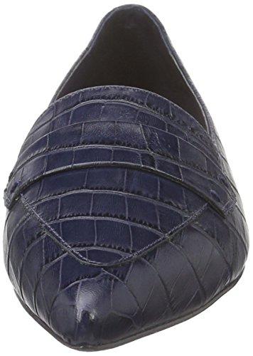 Sailfish Retro Sailfish Mocassini Schutz Donna Schutz Blau Retro Donna Mocassini Blau pqwavOanWF
