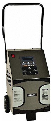 - 6/12/24 Volt Automatic Charger/Engine Starter, 60/40/15/5 Amps, 250 Starter Amps
