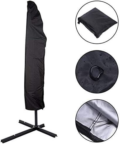 Parasol Parapluie Housse Couverture étanche Antirouille Imperméable Tissu Oxford