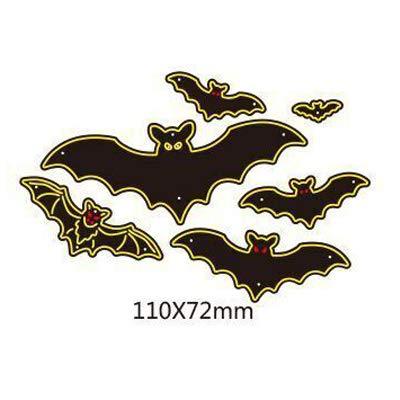 VT BigHome 14 Design Halloween Metal Cutting Die
