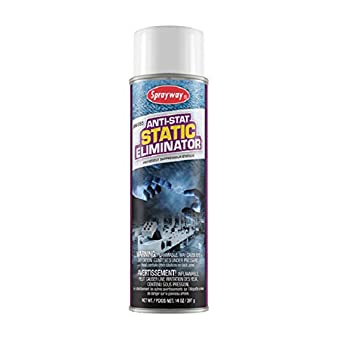 anti static spray 20oz industrial scientific