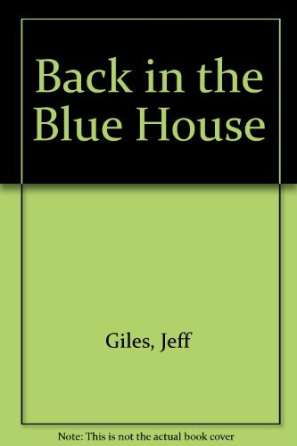 Back in the Blue House by Jeff Giles (1992-03-02) pdf epub download ebook