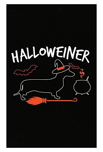 worlddesignsclub Halloweiner Wiener Dog Lovers on Halloween - -