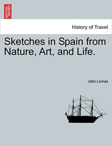 Book Sketches in Spain from Nature, Art, and Life.
