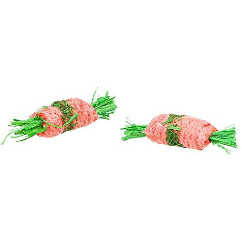 WARE Carnival Crops Crunchy Veggie Shaped Small Animal Chews, Pack of 2