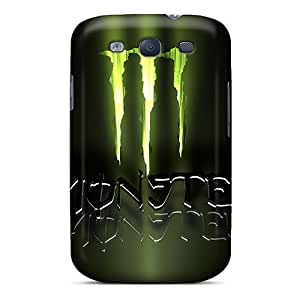 High-quality Durability Case For Galaxy S3(monster)