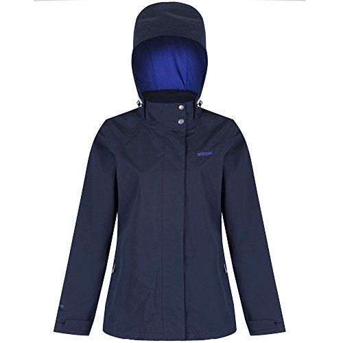 giacca Regatta impermeabile Daysha giacca Blu Navy Shell q0gZfw0