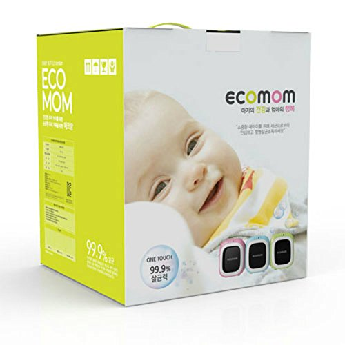 ECOMOM, NEOCO Electric Anion nursing baby Bottle Sterilizer Patent (Lime) by ECOMOM (Image #3)