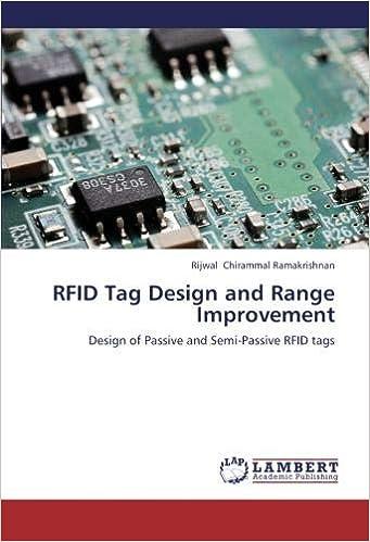 RFID Tag Design and Range Improvement: Design of Passive and