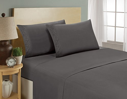 premium-1800-king-quality-sheets-scroll-grey-brushed-microfiber-4-pc-linen-bedding-offers-a-restful-