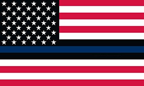 Thin Blue Line U S American product image