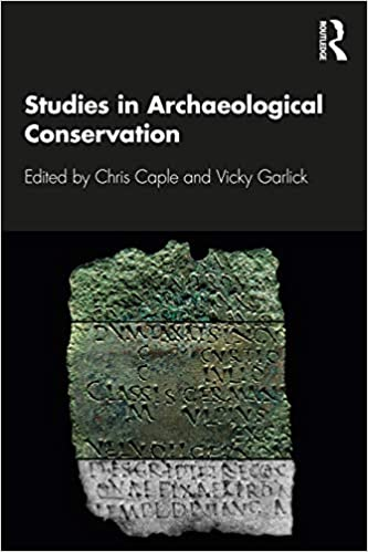 Book's Cover of Studies in Archaeological Conservation (Inglés) Tapa blanda – 15 diciembre 2020