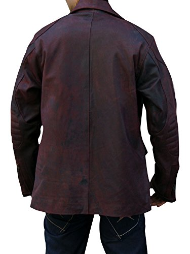 Outfitter Jackets Men's From Paris With Love Travolta Jacket XXX-Large Brown by Outfitter Jackets (Image #1)'