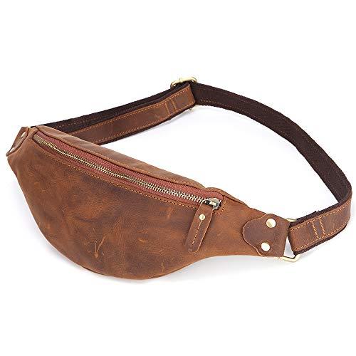 Men Women Genuine Leather