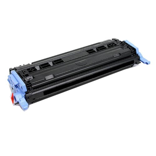 HI-VISION HI-YIELDS ® Remanufactured Toner Cartridge Replacement for Hewlett-Packard Q6000A (Black)