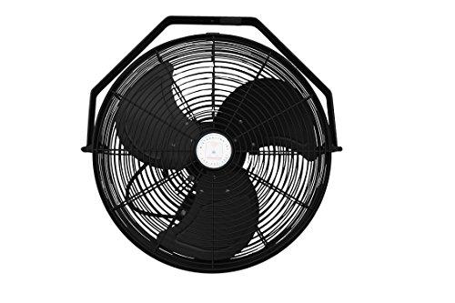 Misting Fan Systems (18 inch Black ()