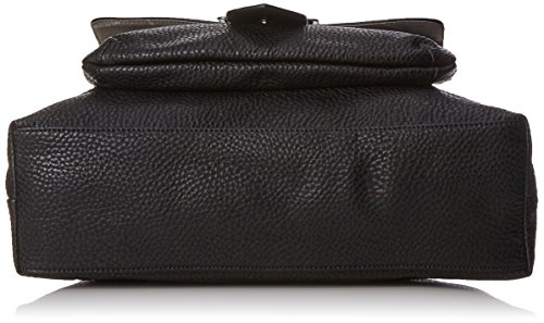 Black Mujer Lee H Comb B T 12x31x42 Tamaris x Bolso cm Business Bag Schwarz 4RH6q