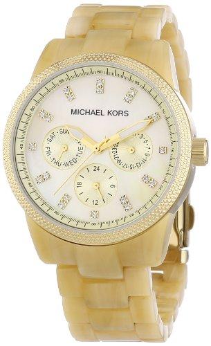 Michael Kors Women's MK5039 Ritz Horn Watch