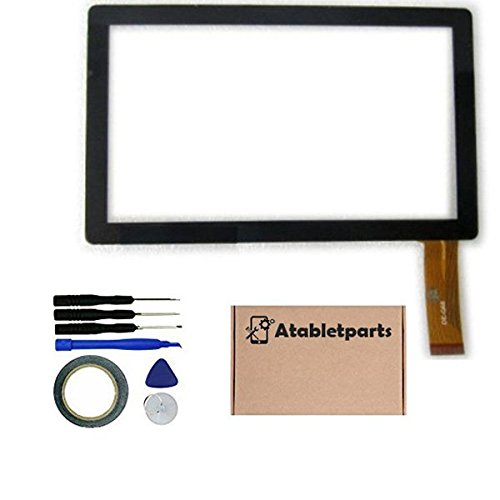 Atabletparts Replacement Digitizer Touch Screen for Orbo Jr 4GB 7 Inch Tablet (Jr Replacement Screen)