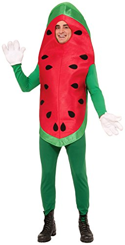 Forum Novelties Watermelon Costume, Red, Standard for $<!--$17.59-->