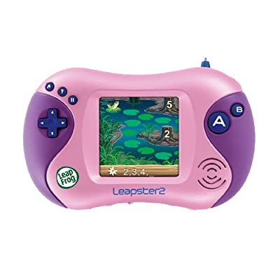 LeapFrog Leapster Learning Game: Disney The Princess and the Frog: Toys & Games