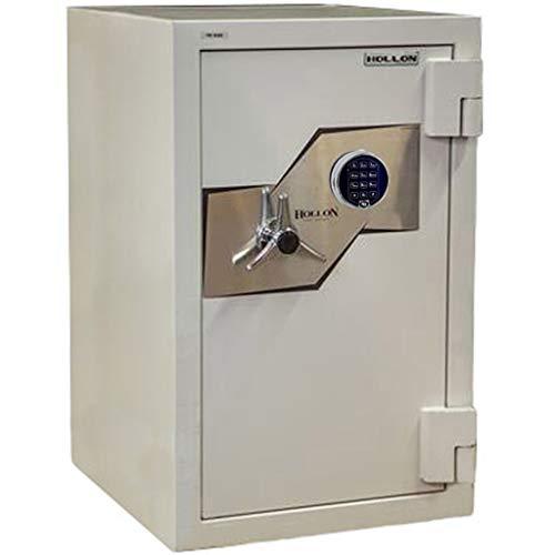 (Hollon FB-845E Fire and Burglary Safe with Glass Re-locker)