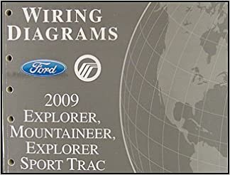ford explorer wire diagram 2009 ford explorer sport trac  mountaineer wiring diagram original ford explorer wiring diagram free 2009 ford explorer sport trac
