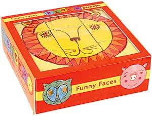 Block Puzzle - Funny Faces
