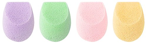 Ecotools Cruelty Free Color Perfecting Minis; Four Sponges D
