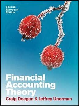Financial Accounting Theory: European Edition - Livros na