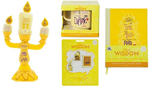 June Wisdom - Lumiere Wisdom Collection full set of 4, plush, pin set, mug and journal