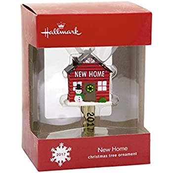 hallmark new home 2017 christmas ornament